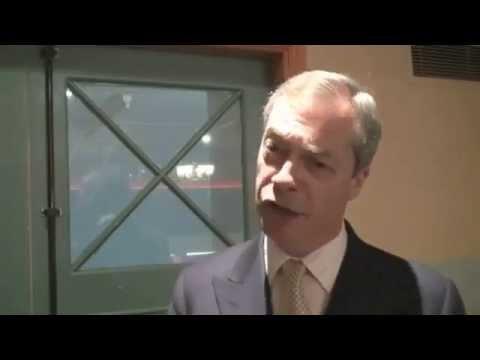 Nigel Farage on Sarah Champion Rotherham MP