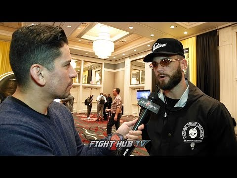 CALEB PLANT PICKS ADRIEN BRONER & CANELO ALVAREZ TO WIN THEIR FIGHTS AGAINST PACQUIAO & JACOBS