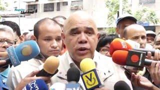 Chuo conversó con habitantes de Misión Vivienda antes de ser agredido #ReporteUnidad 29/04/16