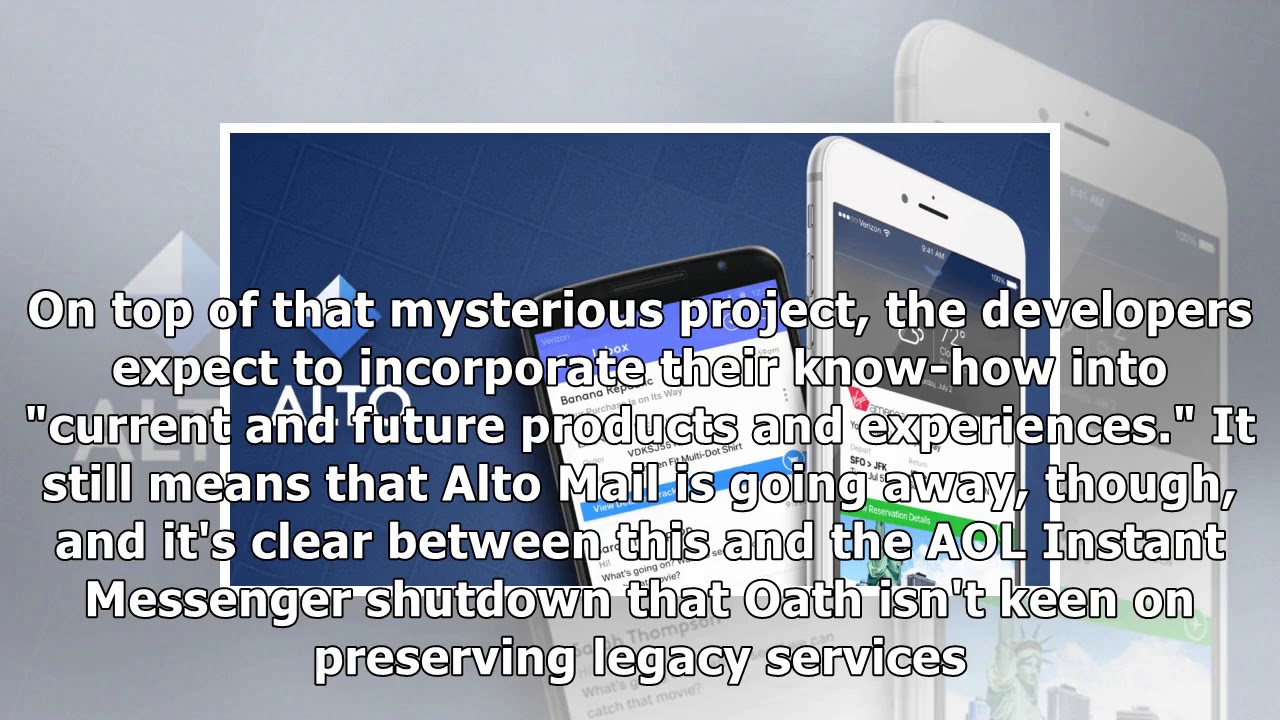 what is alto mail