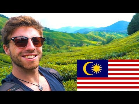 BEAUTIFUL CAMERON HIGHLANDS || TRAVEL MALAYSIA