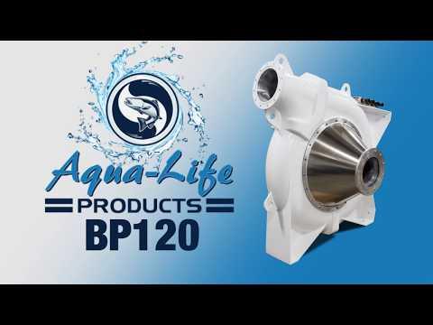 Fish Pump BP120 Harvesting Application