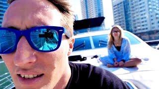 Vlog 4: Na plťke okolo Dubaja