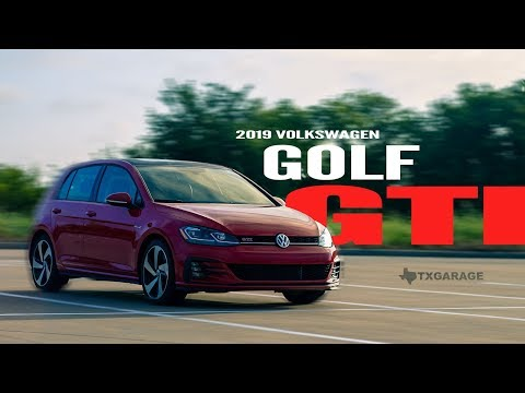 2019 VW Golf GTI SE Full Review | Dominating the field