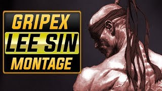 "Gripex ""Cleanest Lee Sin"" Montage 