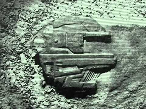 spacecraft found in ocean - photo #22