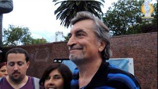 HOY: Charla Abierta Edgardo Mocca en Plaza Rocha, Mar del Plata