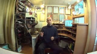 Бізнес ремонт взуття. Робоче місце майстра, мій досвід.