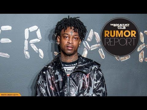 21 Savage Released On Bond, Rich The Kid Robbed Outside Studio Where Usher Was Recording