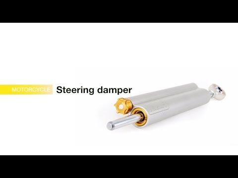 STEERING DAMPER KIT OHLINS MOTOCORSE MV AGUSTA BRUTALE 910 R / 989 R / 1078 RR video