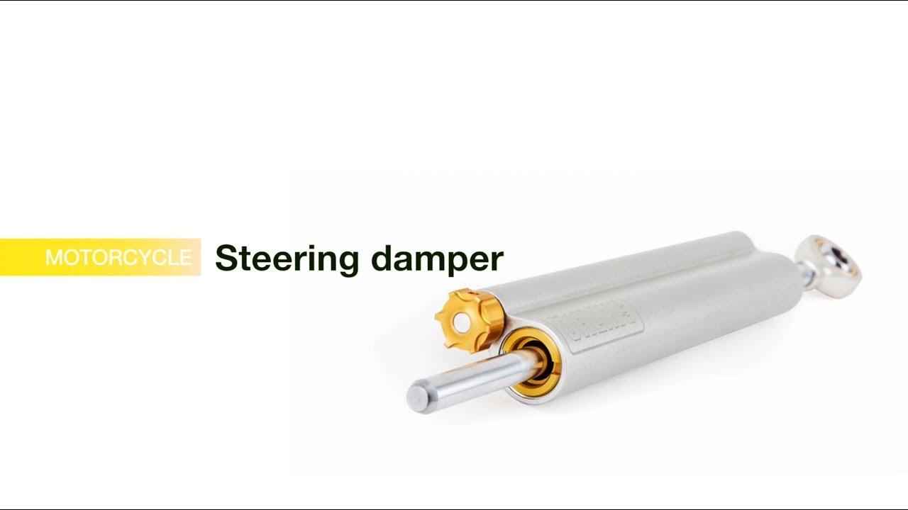 Öhlins Steering Damper