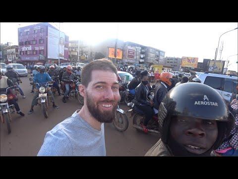 I've Never Seen A City Like Kampala Before (#47)
