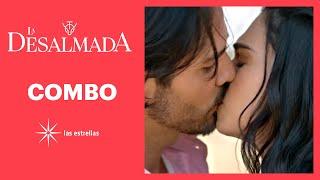 La Desalmada: ¡Rafael le roba un beso a Fernanda! | C- 7 | Las Estrellas