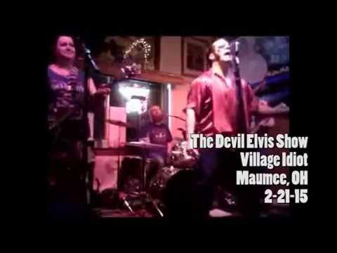 Download Devil Elvis performs Set #2 @ The Village Idiot 2-21-15