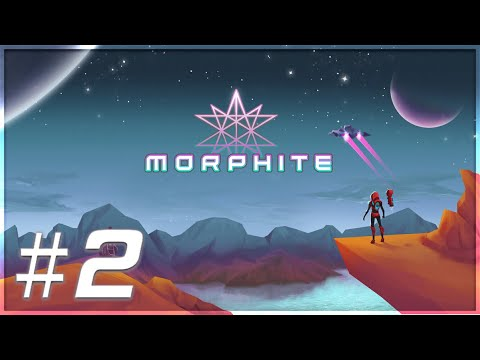 "Morphite Walkthrough PART #2 - ""ANCIENT TEMPLE!"""