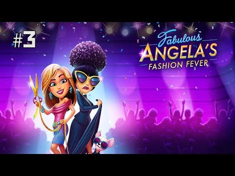 Twitch Livestream | Fabulous: Angela's Fashion Fever Part 3 [PC]