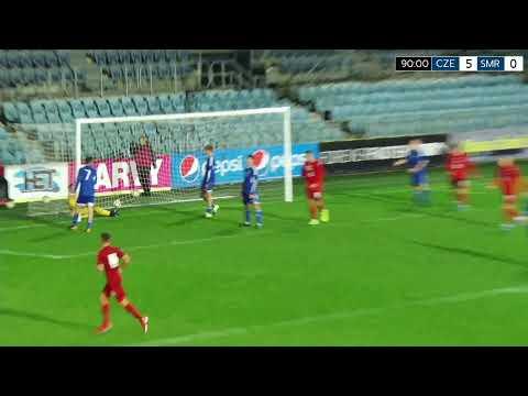 Česká republika U19 - San Marino U19