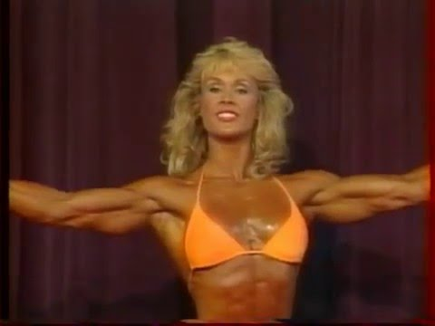 Cory Everson Miss Olympia