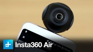Insta360 Air 360 Degree Smartphone Camera – Hands On Review