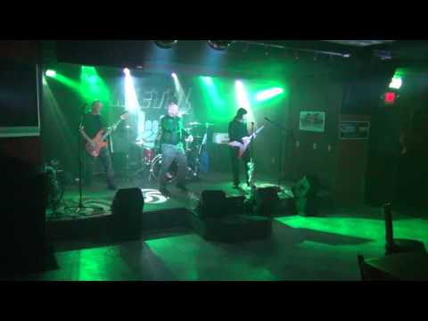 Metal Inc live at Trick Shot Billiards 11-14-2015