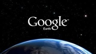 Solar System in Google Earth  !!!! 2012 (update)