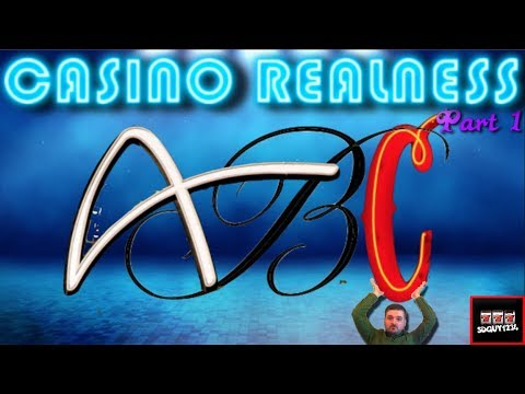 ABC's Of Slots - Part 1- Casino Realness W/ SDGuy - Ep. 14