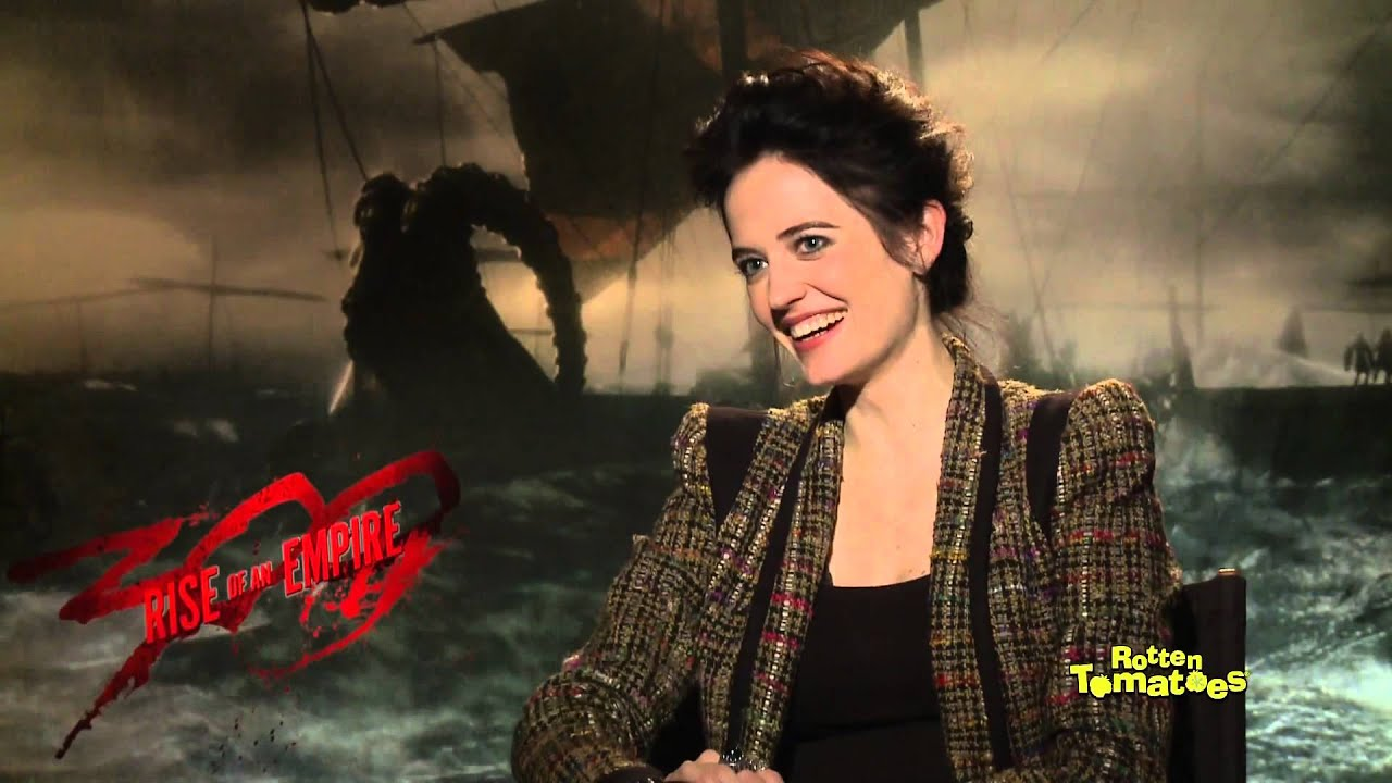 Interview With The Cast of 300 Rise of an Empire - YouTube