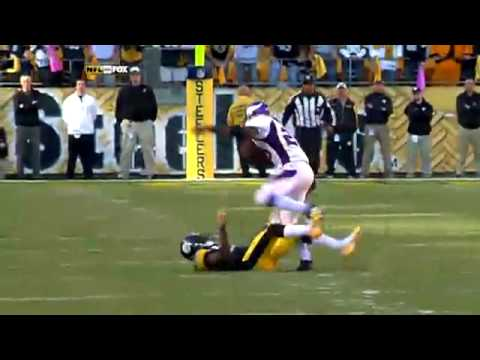 Paul Allen's Call of Adrian Peterson's run over William Gay.flv