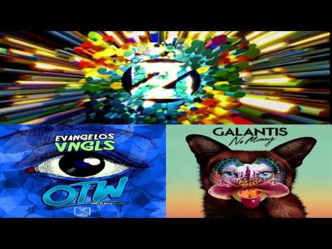 Galantis vs Zedd vs Evangelos - No Money (Mashup)