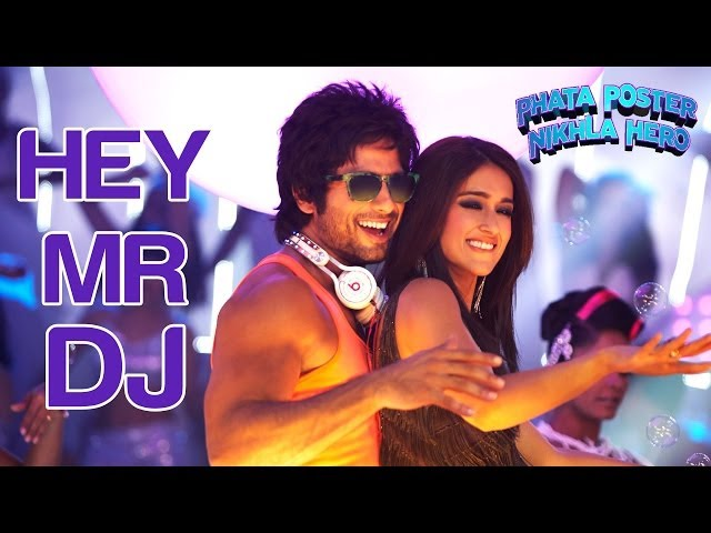 Hey Mr DJ - Lets Go Bananas - Phata Poster Nikla Hero | Shahid Kapoor & Ileana D'Cruz | Pritam Travel Video