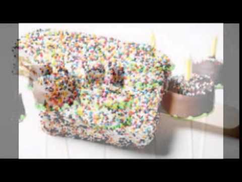 Birthday Cake Pop Recipe