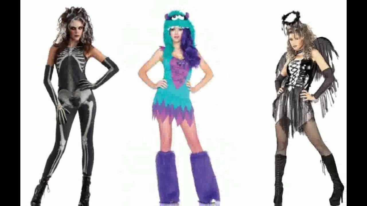 Estremamente Vestiti Halloween Ragazza - immagini - YouTube MR08