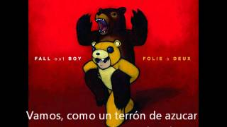 Fall Out Boy - West Coast Smoker (Español)