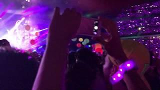 Coldplay Milano San Siro 4 Luglio 2017 - Viva La Vida & Adventure Of A Lifetime (intro)