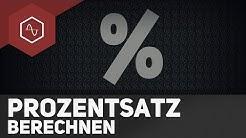 Prozentsatz berechnen einfach erklärt - Prozentrechnung 3 ● Gehe auf SIMPLECLUB.DE/GO