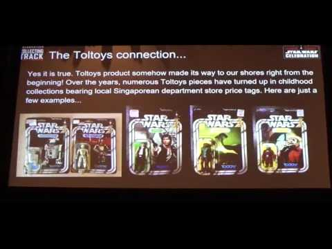 SWCO: Collecting Star Wars- a Singaporean Perspective panel