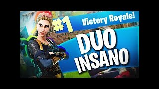 Fortnite Duo Royal Victory with Orcuverde