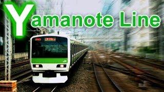 JR Yamanote Line 山手線