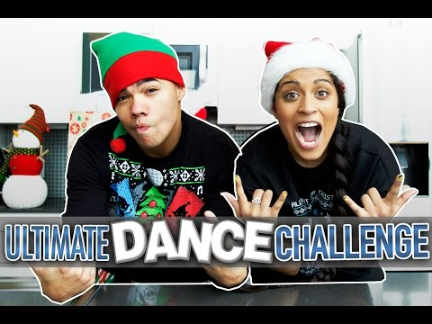 ULTIMATE DANCE CHALLENGE: SUPERWOMAN