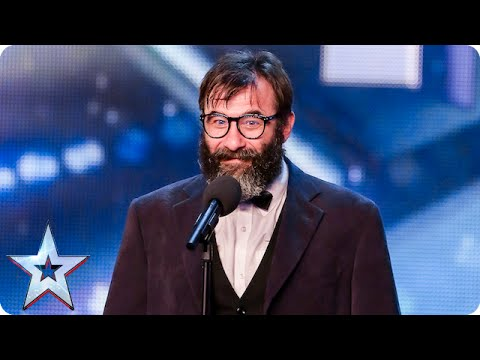Will Vladimirs clowning around impress the Judges  Britains Got Talent 2015