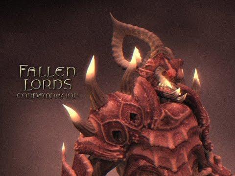 Скачать игру fallen lords