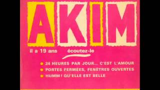 Akim Humm Qu Elle Est Belle 1965