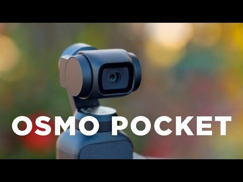 BRAND NEW Osmo Pocket Mini Review! (Smallest Gimbal in the World?!)