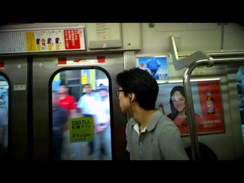 Tokyo through Google Glass: POV Sightseeing - HD
