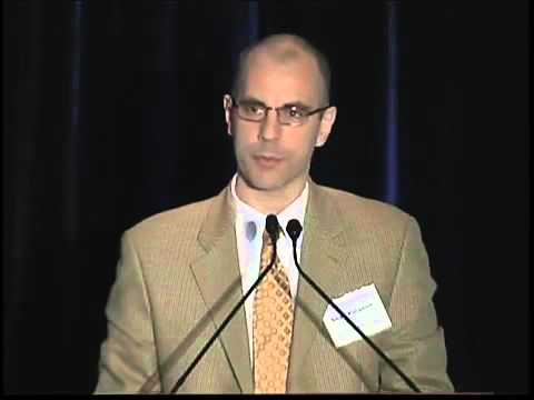 2009 PROSE Awards Part 7 - Acceptance of the second R.R. Hawkins Award