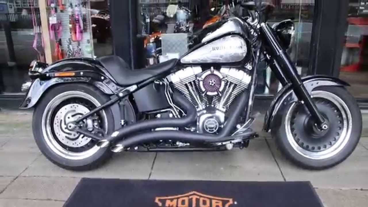 2015 harley davidson fat boy special custom grind west coast harley davidson glasgow. Black Bedroom Furniture Sets. Home Design Ideas