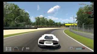 Gran Turismo 6 CRAZY 900+BHP Lamborghini Aventador PS3 Gameplay GT6 - Monza