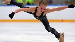 Александра Трусова в третий раз попала в Книгу рекордов Гиннесса