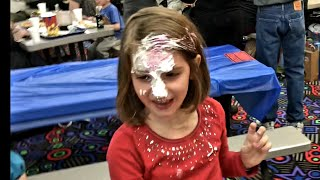 Kids Birthday Cake Disaster At Birthday Party ( Not A Skit )