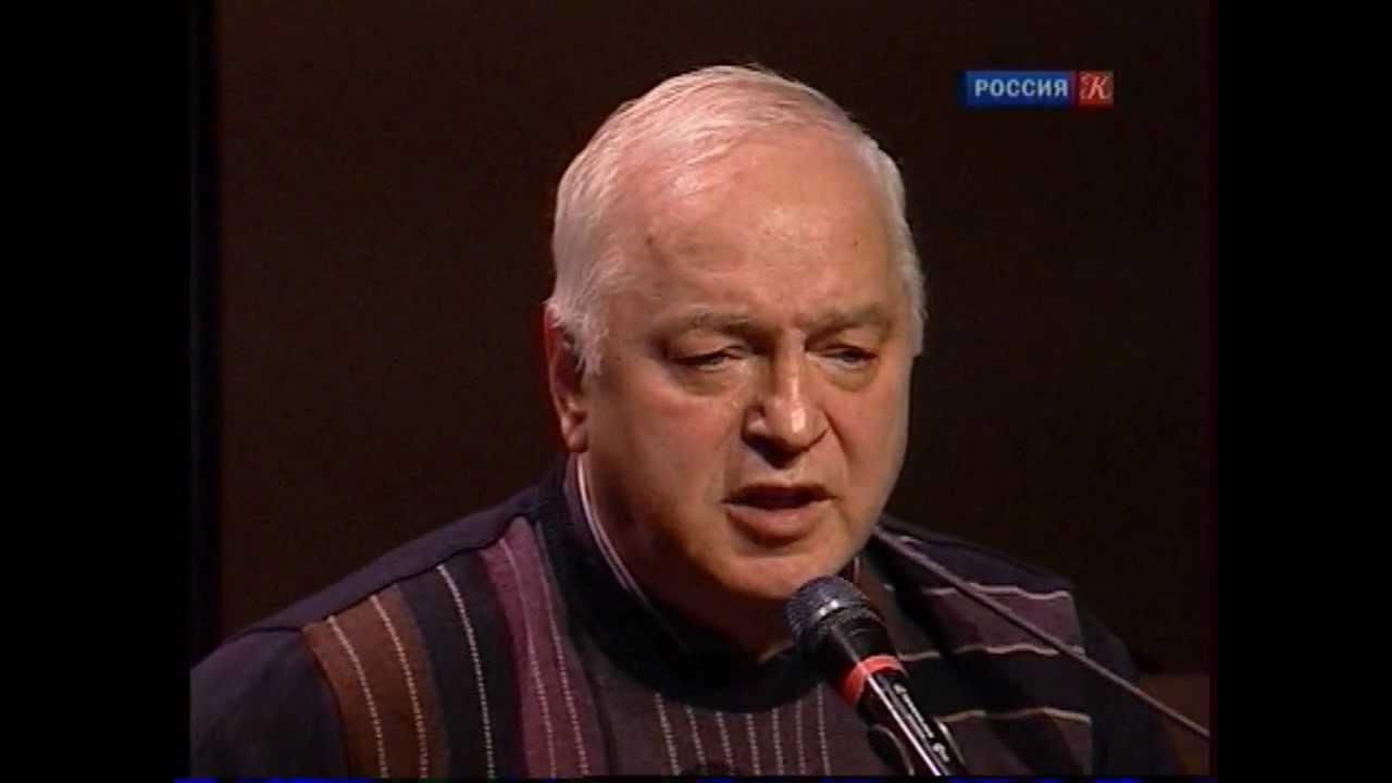 Сергей Никитин — Хорошо быть молодым (Ю.Мориц).